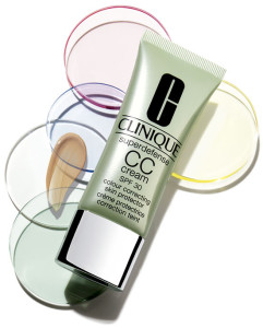 superdefense  CC Cream de Clinique