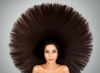 dar volumen al pelo